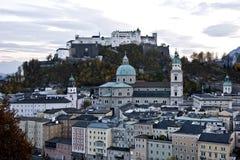 Salzburg, Austria Royalty Free Stock Photo