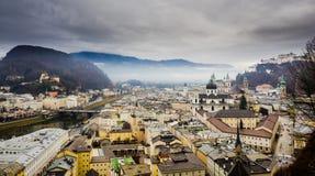 Salzburg Austria Fotos de archivo libres de regalías