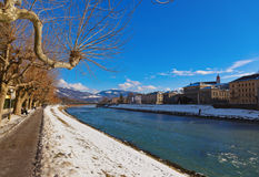 Salzburg Austria Royalty Free Stock Photos