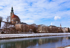 Salzburg Austria Royalty Free Stock Photography