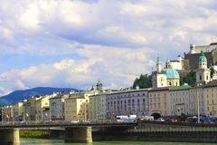 Salzburg, Austria Stock Photography
