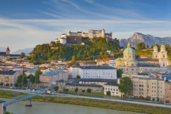 Salzburg, Austria. Royalty Free Stock Photo