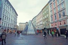 Salzburg, Austria. Royalty Free Stock Photos