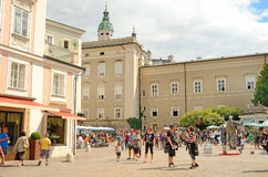 Salzburg, Austria. Royalty Free Stock Image