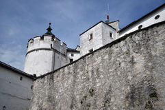 Salzburg, Austria. Salzburg (literally: Salt Fortress) is the fourth-largest city in Austria and the capital of the federal state of Salzburg. Salzburg's Old Stock Photography