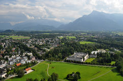 Salzburg, Austria Royalty Free Stock Photography