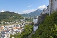 Salzburg. Austria Royalty Free Stock Images