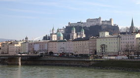 Salzburg, Austria stock video