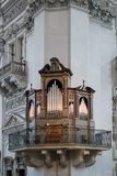 SALZBURG/AUSTRIA - 19. SEPTEMBER: Ansicht eines Organs in Salzburg C lizenzfreies stockfoto