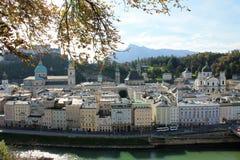 Salzburg austrii Fotografia Royalty Free