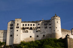 Salzburg Castle Stock Photos