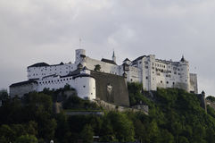 Salzburg Castle Stock Photography