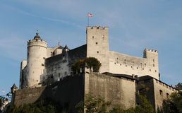 Salzburg Castle Royalty Free Stock Photo