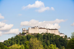 Salzburg Castle Royalty Free Stock Image