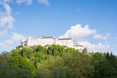 Salzburg Castle Stock Photography
