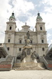 Salzburg cathedral Royalty Free Stock Photography