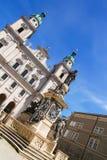 Salzburg Cathedral Royalty Free Stock Image