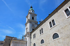 Salzburg Cathedral,germany 2011 Stock Photography