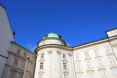 Salzburg city hall Royalty Free Stock Image