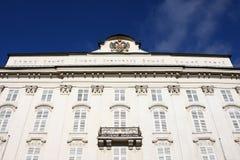 Salzburg city hall Royalty Free Stock Images