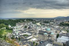 Salzburg Royalty Free Stock Photography