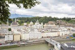 Salzburg cityscape, Austria, Europe Stock Image