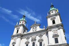 Salzburg_dome Imagem de Stock