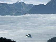 Salzburg fästning Fotografering för Bildbyråer