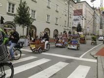 Salzburg festival Royaltyfri Foto