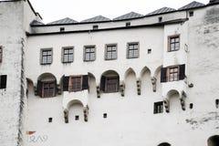 Salzburg fortress Stock Image