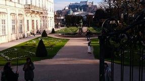 Salzburg Francisco-José Fotos de archivo