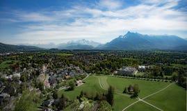 Salzburg miasteczko Obraz Stock