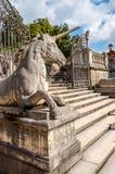 Salzburg Mirabellgarten Royalty Free Stock Image