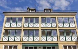 Salzburg modern architecture, Austria royalty free stock photo