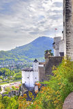 Salzburg. Municipal landscape Stock Photos