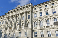 Salzburg old architecture, Austria Royalty Free Stock Photo