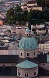 Salzburg old town Stock Image