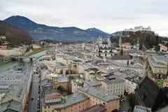 Salzburg, Oostenrijk royalty-vrije stock foto's