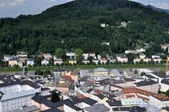 Salzburg, Oostenrijk Stock Afbeeldingen