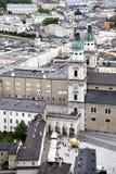 Salzburg, Oostenrijk Royalty-vrije Stock Foto