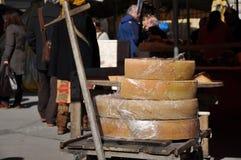 Salzburg-` s Weihnachtsmarkt Lizenzfreie Stockfotografie