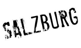 Salzburg stamp rubber grunge Stock Photos