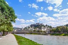 Salzburg, TIROL, AUSTRIA - MAY 28,2014 Royalty Free Stock Image