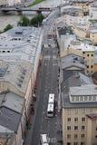Salzburg. Top view. Stock Photography