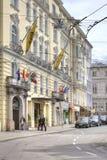 Salzburg. Urban landscape Royalty Free Stock Photography