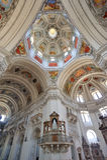 Salzburger Dom Stock Image