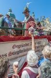 Salzburger Dult Festzug in Salzburg, Österreich Stockfoto