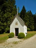 Salzburger open air museum chapel Royalty Free Stock Image