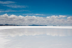 Salzebene von Uyuni Lizenzfreie Stockbilder