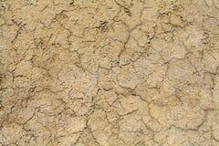 Salzen Sie salzige Seen in Formentera-Insel, Spanien Lizenzfreies Stockbild
